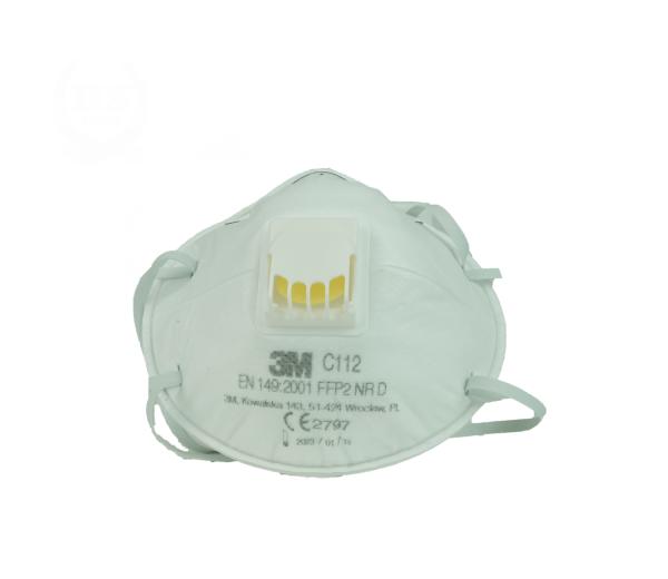 Masque anti-buée Masque anti-poussière bouche 3M