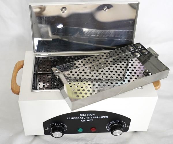 Dispositif de stérilisation à air chaud