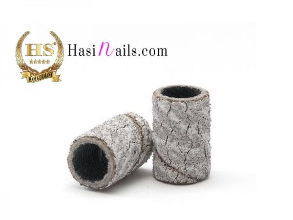 Capuchons abrasifs, zèbre grossier, grain 150, sacs de 100 pièces