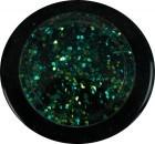 Glitter grossier - bleu vert