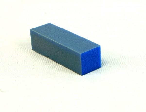 Tampon, bleu - grain 180