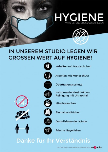Conseils d'hygiène A2