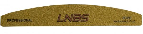 Lime trapézoïdale 80/80 grain 20 pcs