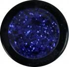 Paillettes grossières - bleu royal