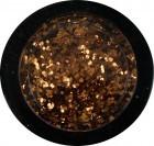 Paillettes grossières - or rouge