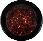 Glitter grossier - rouge